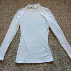 Under Armour Women's ColdGear Mock Long Sleeve